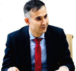 خان محمد تکل رئیس عمومی اداره ملی تنظیم امور آب